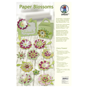 "Paper Blossoms ""Fancy Flowers"""