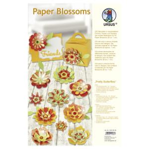 """Paper Blossoms """"Pretty Butterflies"""""""