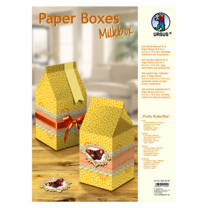 "Paper Boxes ""Pretty Butterlies"""