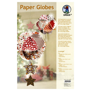 "Paper Globes ""Lounge"""