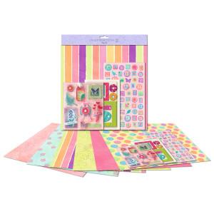 """Paper Kit """"Romantik"""" 30,5 x 30,5 cm"""