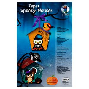"Paper Spooky Houses ""Eulen"""
