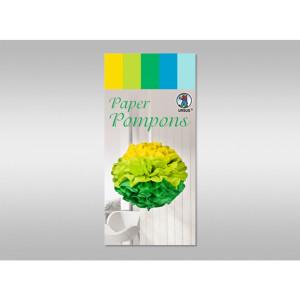 Papier Pompons - Set 2