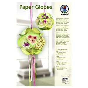 "Papierkreise / Paper Globes ""Fancy Flowers"""