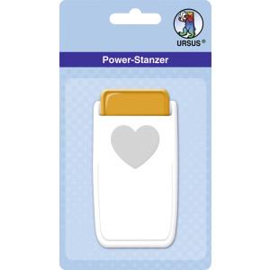 """Power Stanzer """"mittel"""" Herz"""