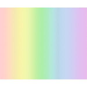 """Regenbogen-Fotokarton """"pastell"""" - 49,5 x 68 cm"""