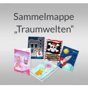 """Sammelmappe """"Traumwelten"""" DIN A3"""