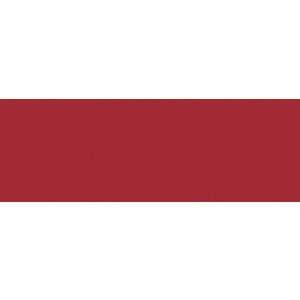 Schraubalbum 24,2 x 30,7 cm  rubinrot mit 4-Loch Bindung