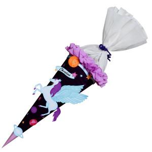 "Schultüten-Bastelset ""Pegasus"""