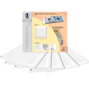 Schutzhüllen für Scrapbooking Alben 30,5 x 30,5 cm - 5 Hüllen