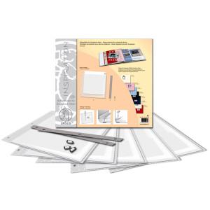 Schutzhüllen für Scrapbooking Alben 30,5 x 30,5 cm - Nachfüllset