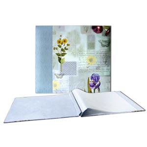 """Scrapbooking Album """"Botanica"""" 30,5 x 30,5 cm - Designalbum"""