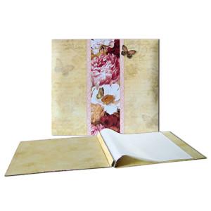 """Scrapbooking Album """"Butterfly"""" 30,5 x 30,5 cm - Designalbum"""