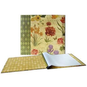 """Scrapbooking Album """"Natural"""" 30,5 x 30,5 cm - Designalbum"""