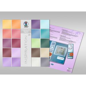 "Scrapbooking Papier Block ""Struktura Pearl 2"" 30,5 x 30,5 cm - 20 Blatt sortiert"