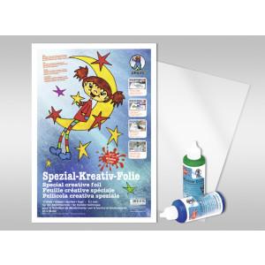 Spezial-Kreativ-Folie 33 x 46 cm - 10 Blatt