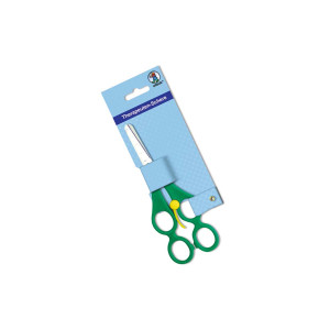 Therapeuten-Schere mit Rundspitze, 17 cm