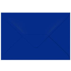 "Transparentpapier-Kuverts ""Uni"" 115 g/qm dunkelblau - 5 Stück"