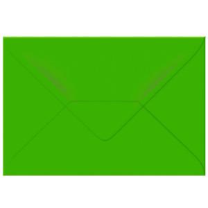"Transparentpapier-Kuverts ""Uni"" 115 g/qm grasgrün - 5 Stück"