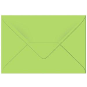 "Transparentpapier-Kuverts ""Uni"" 115 g/qm hellgrün - 5 Stück"