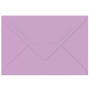 "Transparentpapier-Kuverts ""Uni"" 115 g/qm lila - 5 Stück"