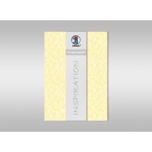 """Transparentpapier """"Orient"""" DIN A4 - 5 Blatt"""