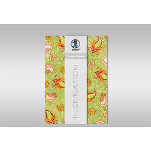 "Transparentpapier ""Paradiso"" grün DIN A4 - 5 Blatt"