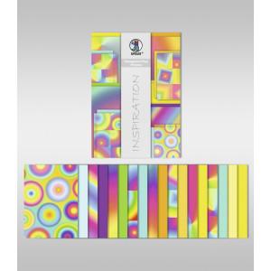 """Transparentpapier Plus """"Prisma"""" DIN A4 - 18 Blatt"""