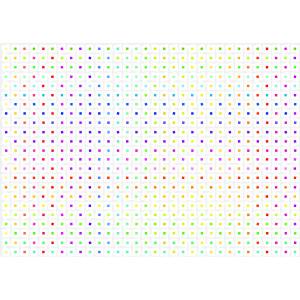 """Transparentpapier """"Quadro weiß"""" DIN A4 - 5 Blatt"""