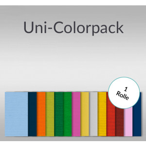 Uni-Colorpack 70 g/qm - 1 Rolle