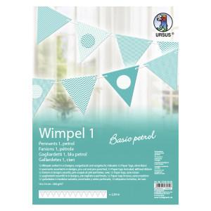 "Wimpel 1 ""Basic petrol"""