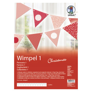 "Wimpel 1 ""Christmas"""