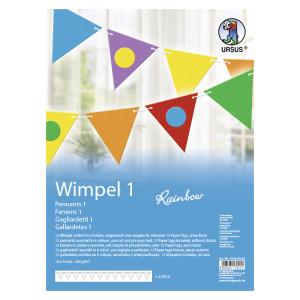 "Wimpel 1 ""Rainbow"""