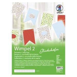 """Wimpel 2 """"Glückskäfer"""""""