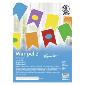 "Wimpel 2 ""Rainbow"""
