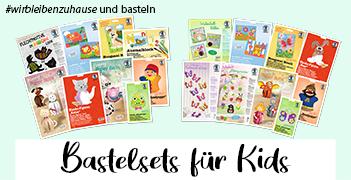 Bastelset für Kids von Bunterpapierwelt